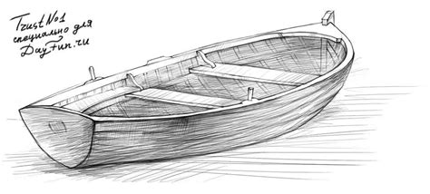 how to draw a realistic boat how to draw a boat step by step arcmel