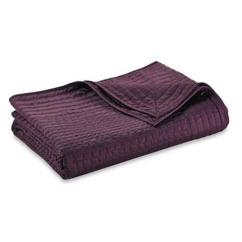 purple coverlets buy king coverlets from bed bath beyond