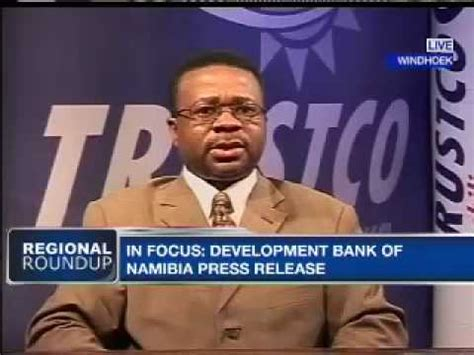 namibia development bank david nuyoma development bank of namibia