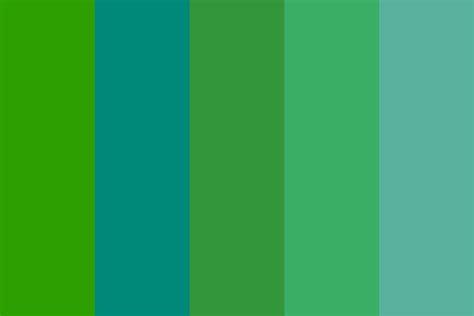 rainforest colors day in the rainforest color palette
