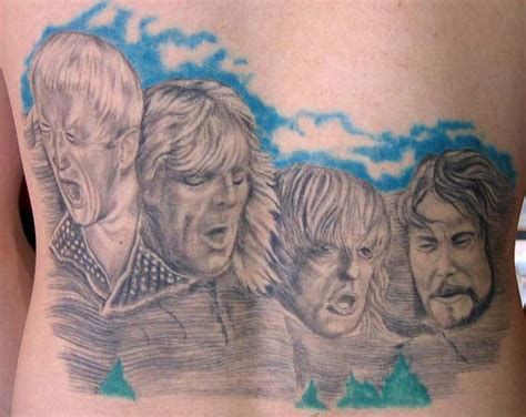mount rushmore tattoo with your regrets 15 of the worst tattoos team jimmy joe