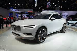 Volvo Xc 10 Volvo Concept Xc Coupe 2016 Car Release Date