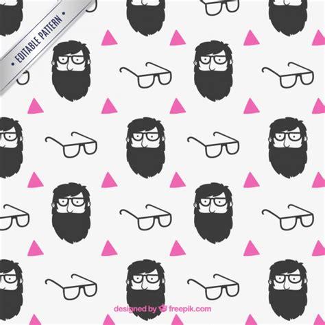 hipster pattern drawing hipster pattern drawing