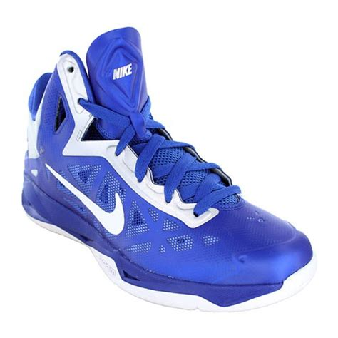 womens white basketball shoes new womens nike zoom hyperchaos 535273 400 blue white
