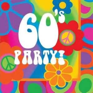 60s theme decorations groovy 60 s flower power theme plates x 8 ebay