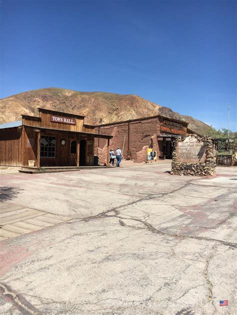 Calico Ghost Town Cing Cabins by Calico Ghost Town Cground Yermo California