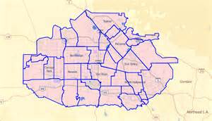 san fernando valley california map file los angeles times map of neighborhoods in san