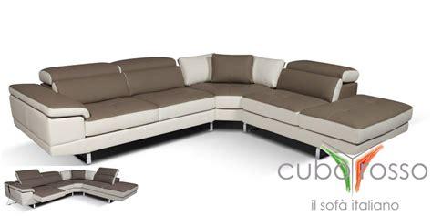 cubo rosso divani de angelis mobili cuborosso divani