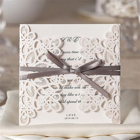 Hochwertige Hochzeitseinladungen by Hochwertige Individuelle Hochzeitseinladungen Mit Edlen H 252 Llen