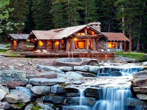 17 best images about houses with waterfalls on pinterest waterfall house the waterfall and 3