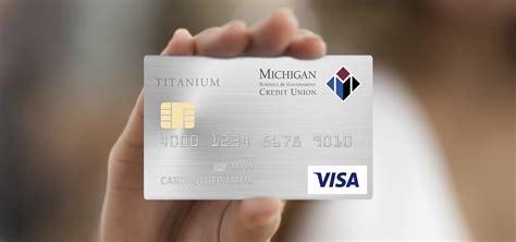 Low Fee Visa Gift Card - titanium visa credit card michigan schools government credit union