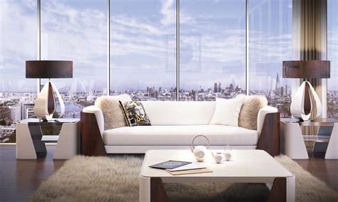 tende versace 50 storey aykon nine elms to feature interiors by versace