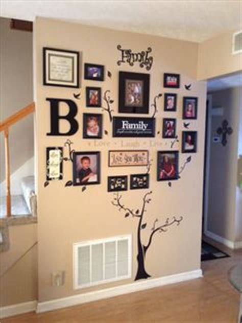 family photo wall decor 1000 images about family tree wall on family