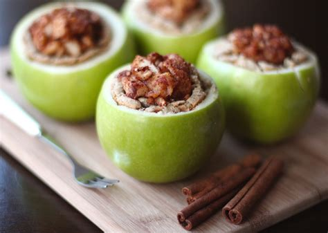 healthy apple pie in an apple desserts with benefits