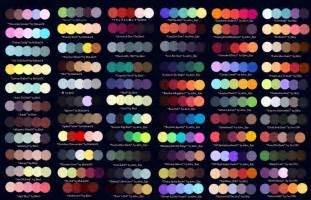 hair color palette hair color palette in 2016 amazing photo haircolorideas org
