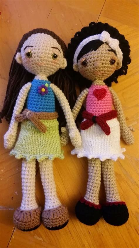 pattern crochet free doll 1855 best amigurumi dolls images on pinterest