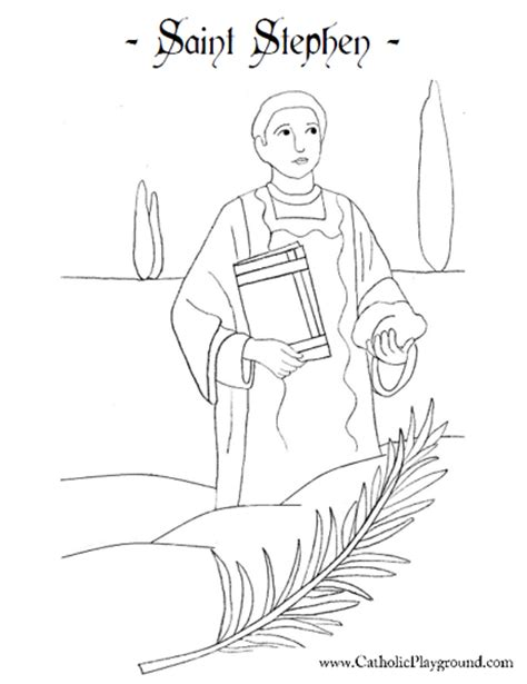 coloring pages bible stephen biblical coloring pages catholic playground
