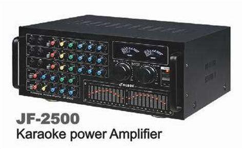 Power Lifier Karaoke karaoke power lifier jf 2500 china karaoke acoustic lifier