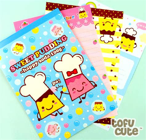 Tayo Tayo Sticker Puding Bento Lolipop buy kawaii sweet pudding letter paper set at tofu