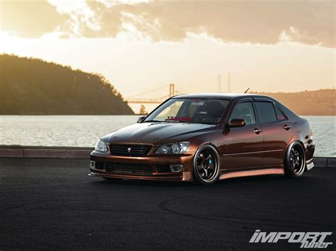 modified lexus is300 2001 lexus is300 import tuner magazine