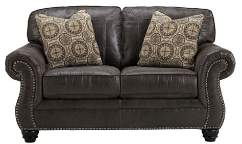 charcoal loveseat breville charcoal loveseat from ashley 8000435 coleman