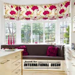 Kitchen Bay Window Curtain Ideas by Design Kitchen With Bay Window Basic Tips International