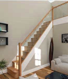 Handrail Kits For Stairs by Details About Glass Staircase Balustrade Kit Glass Stair
