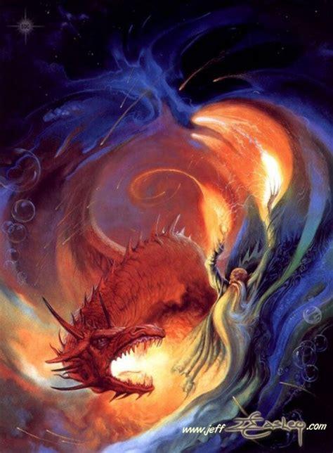 Jeff Easley by Jeff Easley Dragons