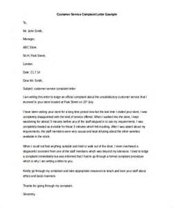 Sle Complaint Letter Bad Service Airlines Compudocs Us New Sle Resume
