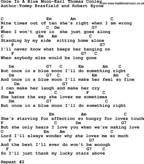 moon lyrics blue moon lyrics