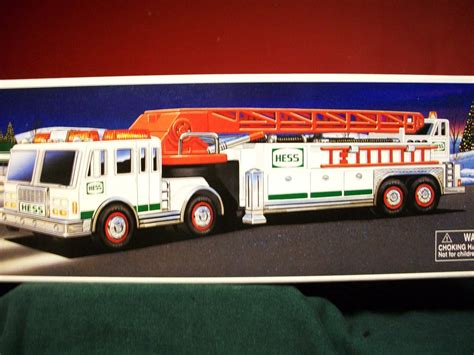 fire truck lights and sirens awesome 2000 hess fire truck with sirens lights and more