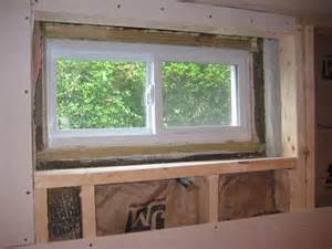 impressive framing basement windows 7 basement window