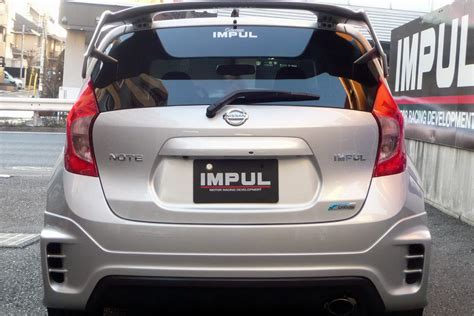 nissan impul nissan versa note by impul tuningtuningcult