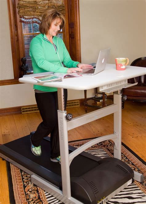 treadmill for desk at work liz fiala kerns you need this hahaha then you wont have