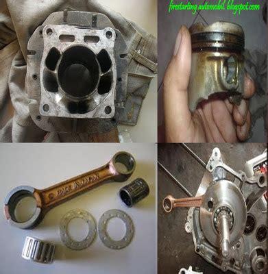 Bearing Enjin Rxz Starting Automobil Overhaul Motorsikal