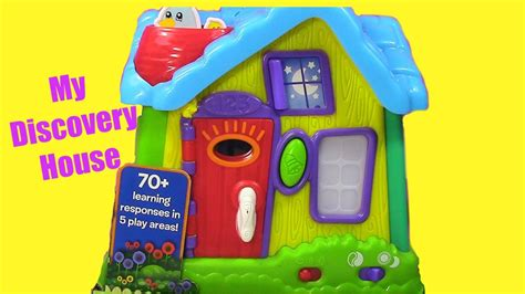 Leapfrog My Discovery House leap frog my discovery house review demo