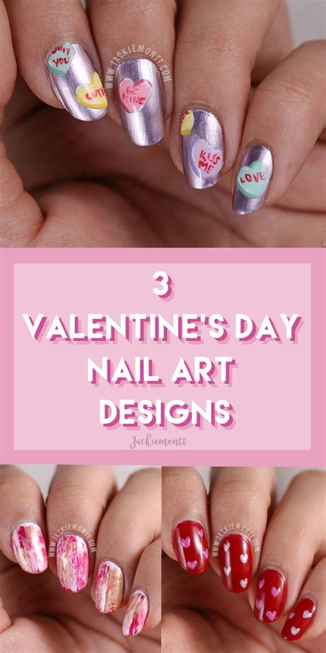 S Day Nail Designs