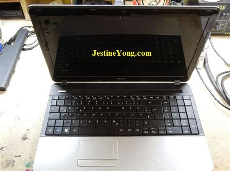 Repair Keyboard Laptop Acer acer aspire e1 531 keyboard not working repaired