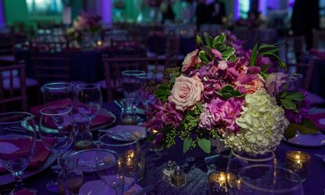 design event decor denver royal purple wedding atlanta ga wm eventswm events