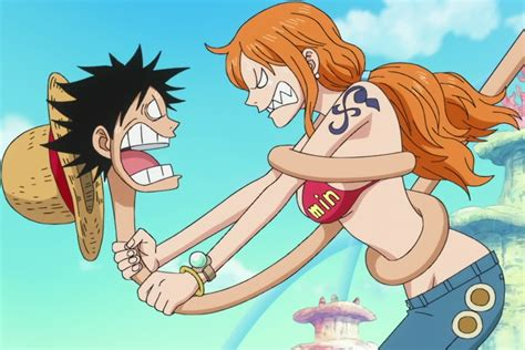 luffy and nami nami personality and relationships the one wiki