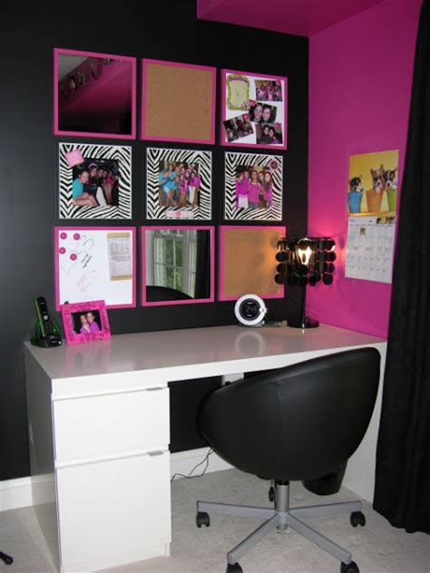 teen bedroom wall decor hot pink and black zebra bedroom design dazzle