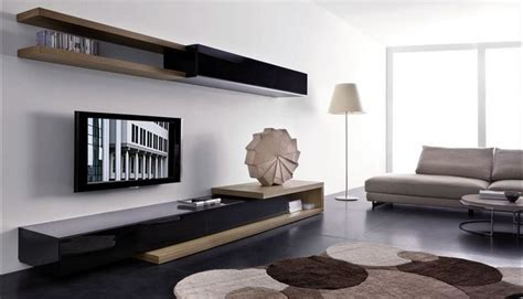 Living Room Wall Mounted Cabinets by Modern Living Room Wall Mounted Cabinet And Tv Stand