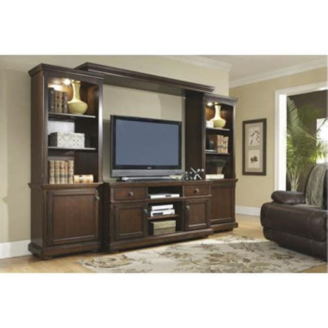 home design center howell nj w697 33 ashley furniture porter rustic brown left pier