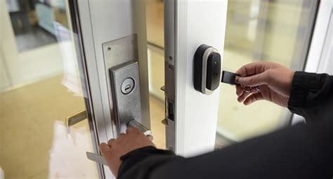Apartment Door Lock System Keyless Access In New York City New York Locksmith