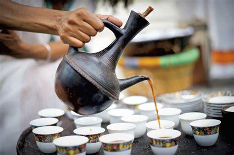 kopi ethiopia  sejarah panjangnya majalah otten coffee
