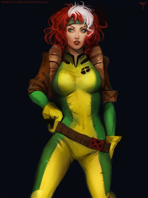 Rogue By Telthona On Deviantart