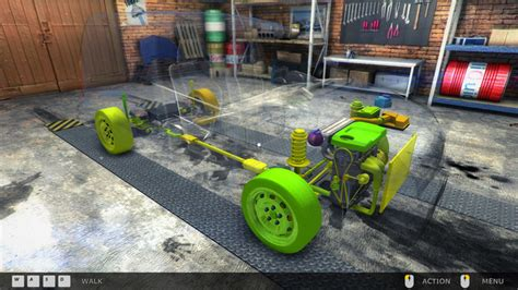 motor mechanic simulator car mechanic simulator 2014