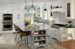 Cape And Island Kitchens by Cape Cod Classic Kitchen Beach Style Kitchen Other