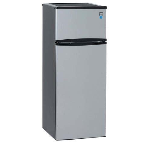 refrigerators with cupboard doors avanti 7 4 cu ft two door apartment refrigerator black