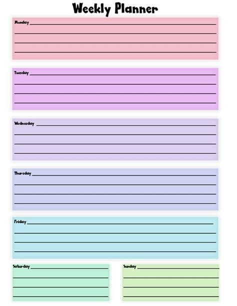 free printable arc planner pages 1000 images about arc on pinterest free printable
